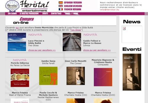 Portfolio Starfarm Internet Communications srl - Heristal- Roma