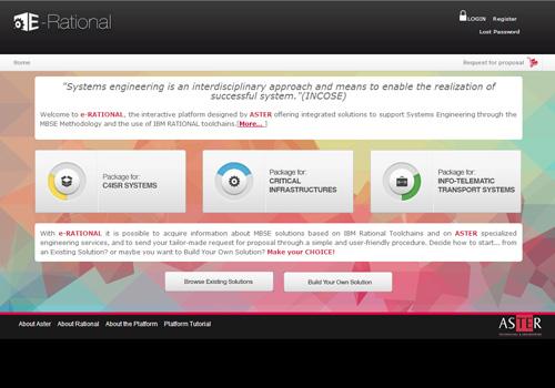 Portfolio Starfarm Internet Communications srl - e-Rational