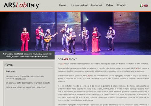 Portfolio Starfarm Internet Communications srl - ArsLab Italy