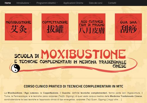 Portfolio Starfarm Internet Communications srl - Scuola di Moxibustione e Tecniche Complementari di Medicina Tradizionale Cinese